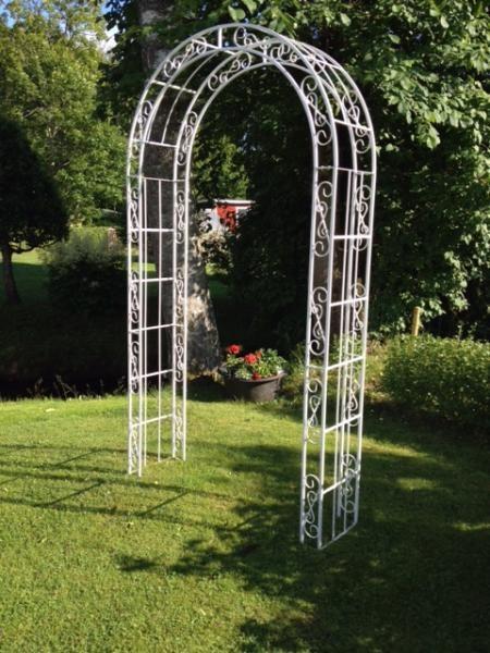 Trädgårdsportal köpa