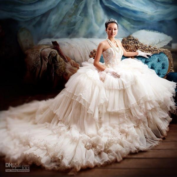 The wedding dress from coming to america pictures